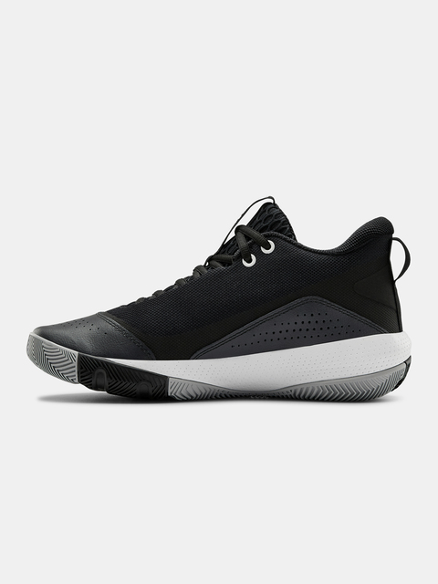 Boty Under Armour SC 3ZER0 IV-BLK