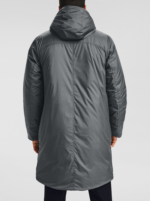 Bunda Under Armour Armour Insulated Bench Coat-GRY