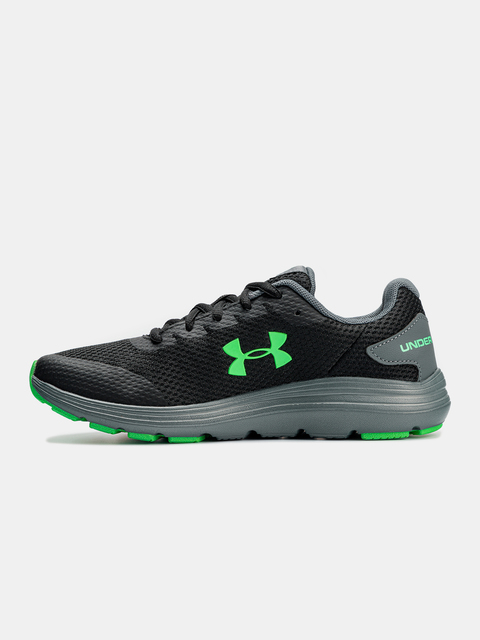 Boty Under Armour UA GS Surge 2-BLK
