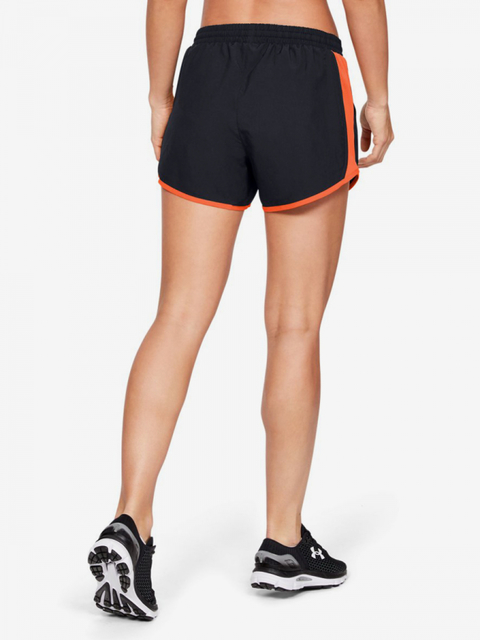 Kraťasy Under Armour Fly By Short-Blk