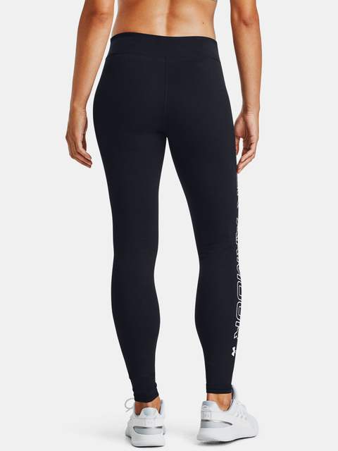 Legíny Under Armour UA Favorite WM Leggings-BLK