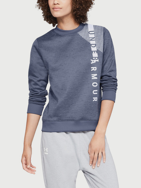 Mikina Under Armour Synthetic Fleece Crew Wm