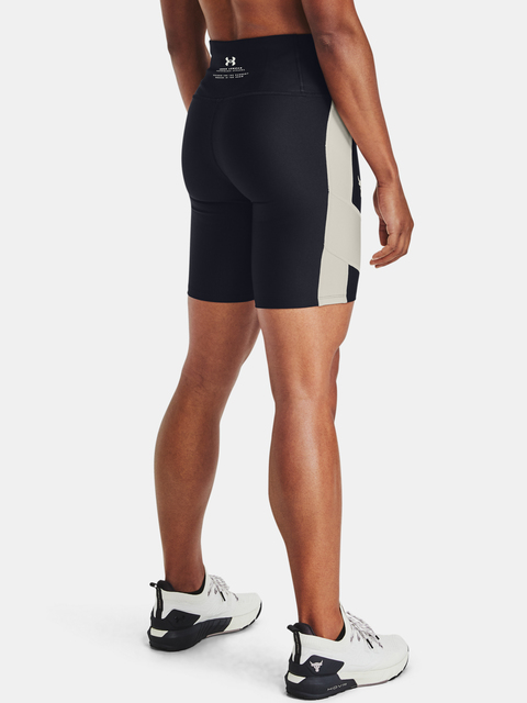 Kraťasy Under Armour Prjct Rock HG Bike Short-BLK
