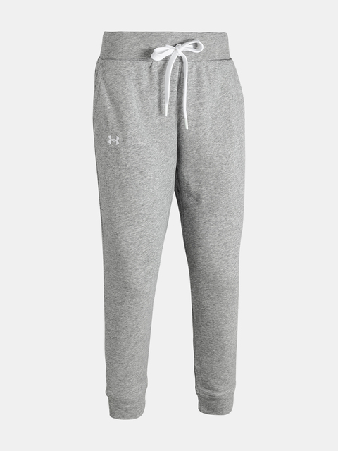 Tepláky Under Armour UA Rival Terry Pant-GRY