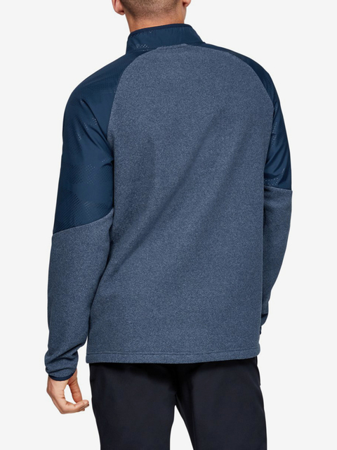 Mikina Under Armour Cgi 1/2 Zip-Nvy