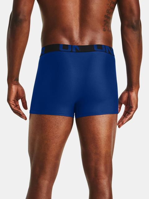 Boxerky Under Armour UA Tech 3in 2 Pack-BLU