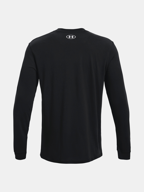 Tričko Under Armour SPORTSTYLE LOGO LS-BLK