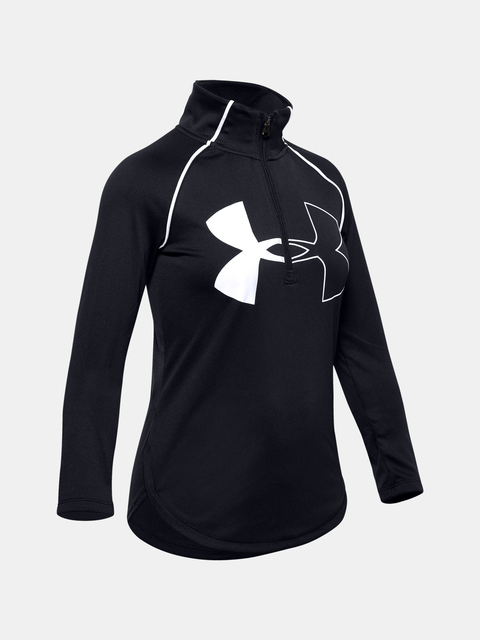 Tričko Under Armour Tech Graphic Big Logo 1/2 Zip