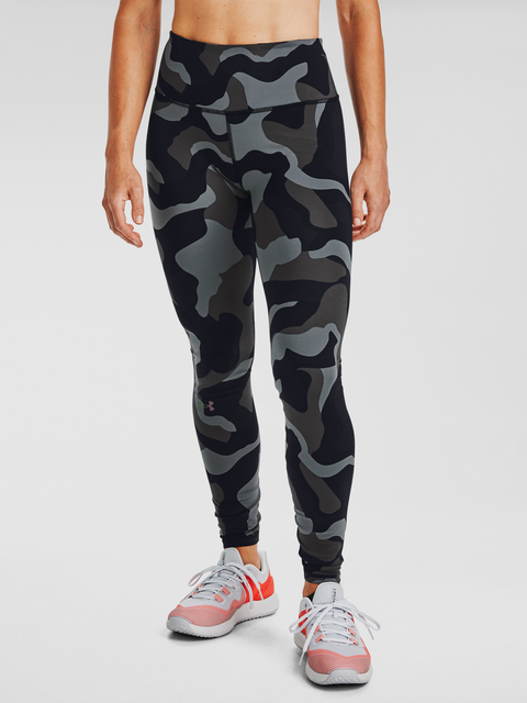 Legíny Under Armour UA Rush Camo Legging-BLK