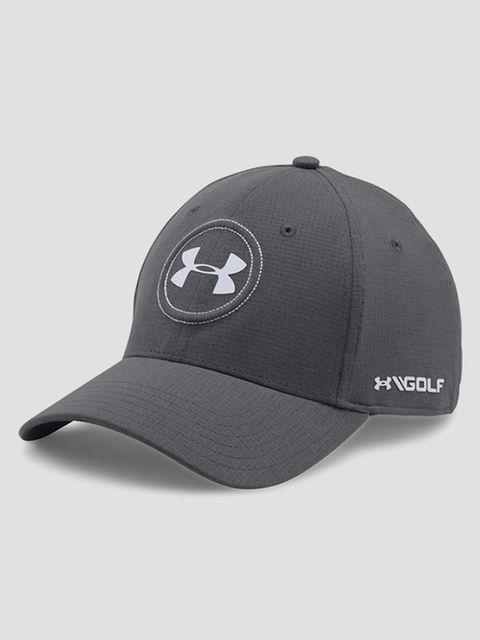 Kšiltovka Under Armour UA JS Tour Cap-GRY