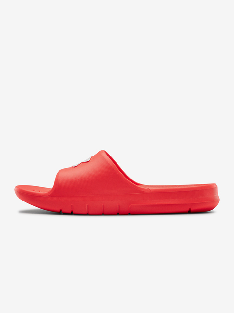 Pantofle Under Armour CORE PTH SL-RED