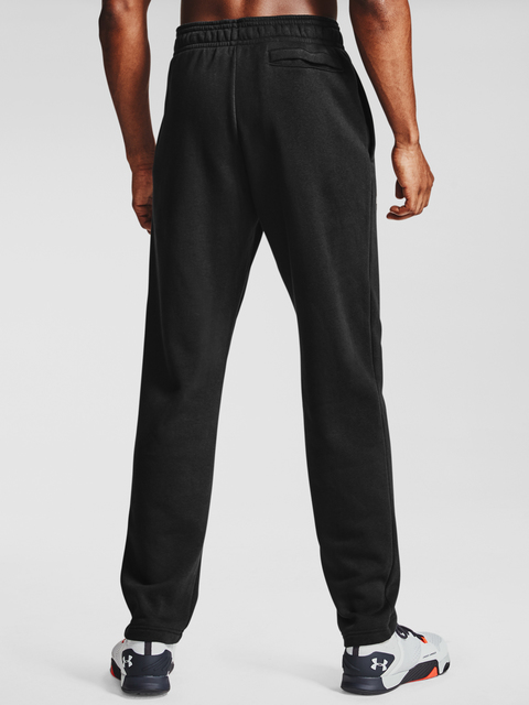 Tepláky Under Armour UA Rival Fleece Pants-BLK