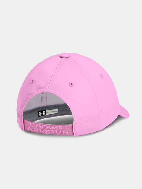 Kšiltovka Under Armour Play Up Hat-PNK