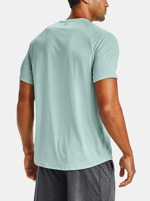 Tričko Under Armour Tech 2.0 SS Tee Novelty-BLU