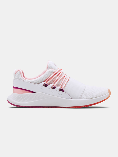 Boty Under Armour UA W Charged Breathe CLR SFT-WHT