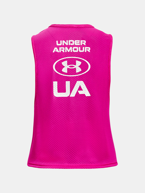 Tílko Under Armour UA HG Armour Muscle Msh Tank-PNK