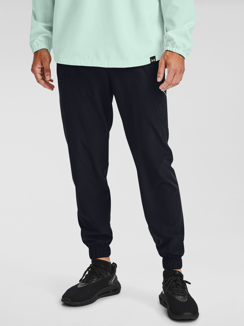 Tepláky Under Armour UA FUTURES WOVEN PANT-BLK