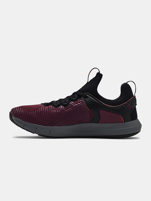 Boty Under Armour UA HOVR Rise 2-RED