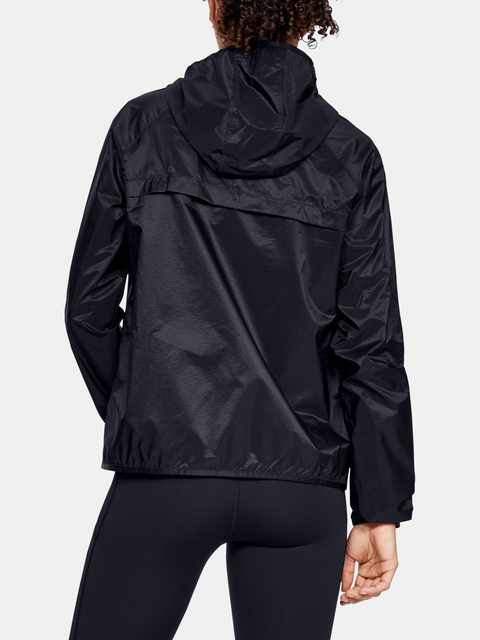 Bunda Under Armour Qlifier Storm Packable Jacket-BLK