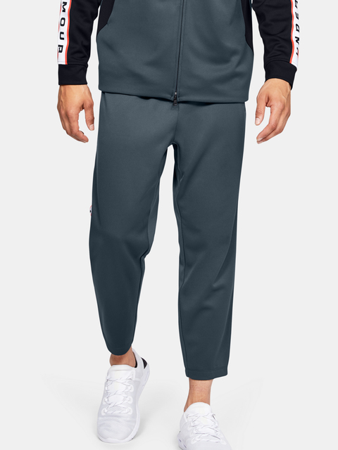 Tepláky Under Armour UNSTOPPABLE TRACK PANT-GRY