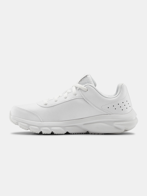 Boty Under Armour Gs Assert 8 Ufm Syn-Wht