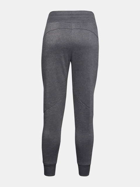 Tepláky Under Armour UA TAPED FLEECE PANT-BLK