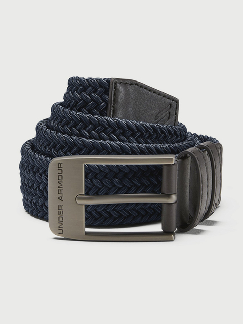 Pásek Under Armour Men's Braided 2.0 Belt-NVY