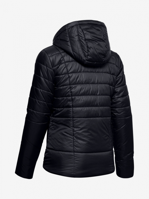 Bunda Under Armour Insulated Hooded Jkt-Blk