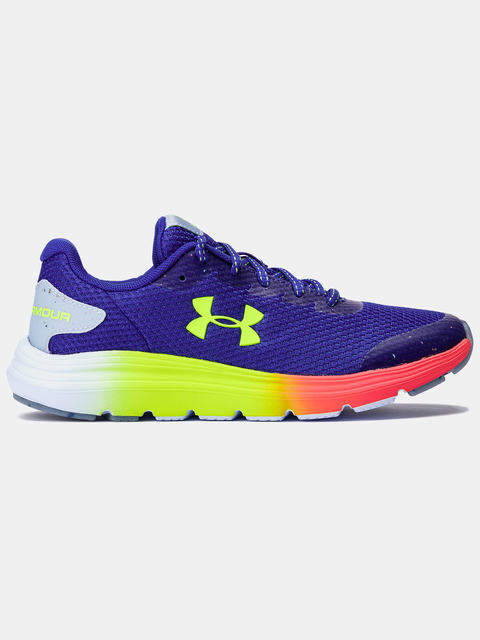 Boty Under Armour UA GGS Surge 2 Splash-BLU