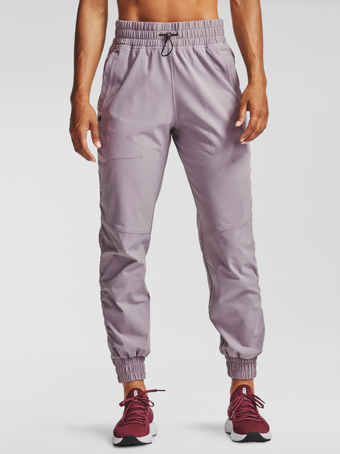 Kalhoty Under Armour Recover Woven Pants-PPL