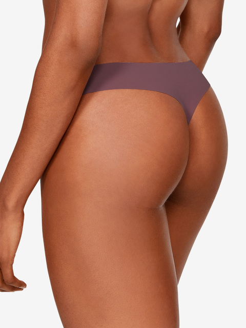 Tanga Under Armour PS Thong 3Pack Print-PNK