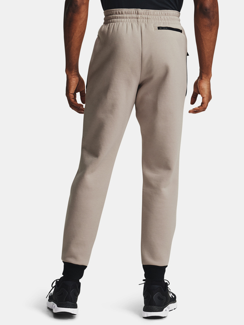 Kalhoty Under Armour Recover Fleece Pant-BRN