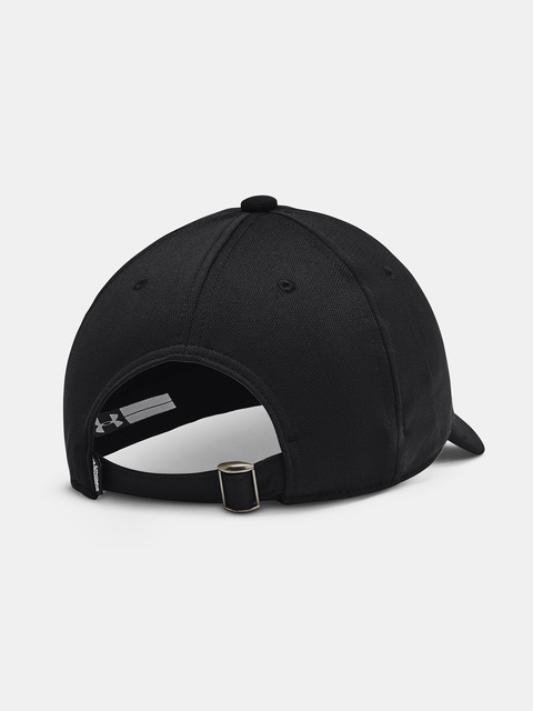 Kšiltovka Under Armour Blitzing Adj Hat-BLK