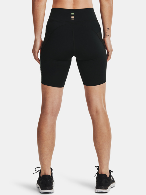 Kraťasy Under Armour Rush Run Pocket Short-BLK