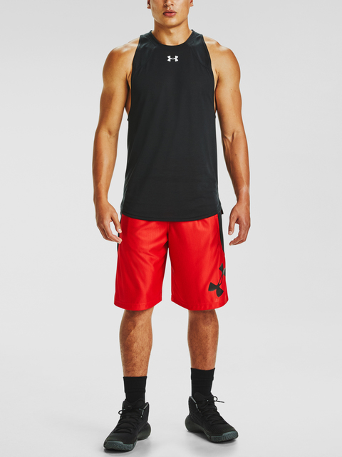 Tílko Under Armour UA BASELINE PERFORMANCE TANK-BLK