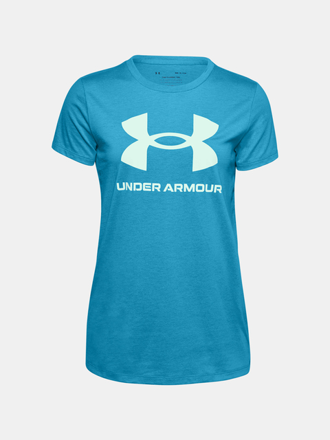 Tričko Under Armour Live Sportstyle Graphic SSC-BLU