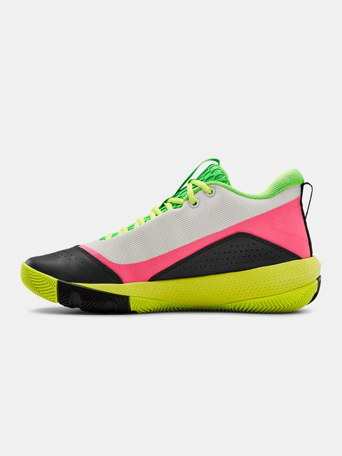 Boty Under Armour UA SC 3ZER0 IV-WHT