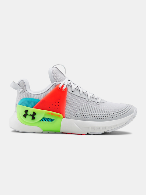 Boty Under Armour W HOVR Apex-GRY