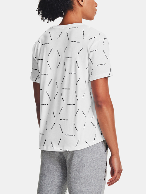 Tričko Under Armour  Fashion Graphic SS AMP
