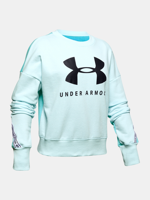 Mikina Under Armour Rival Terry Crew