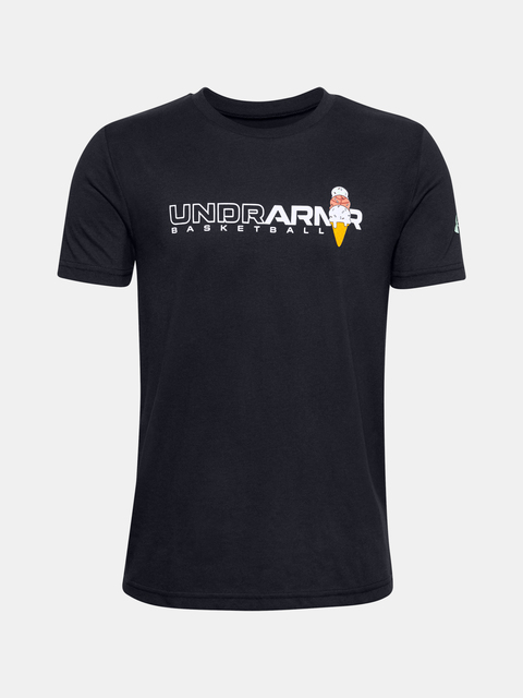 Tričko Under Armour UA 'ICE CREAM' TEE-BLK