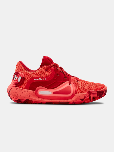 Boty Under Armour UA Spawn 2-RED