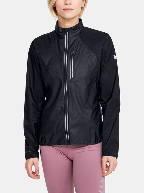 Bunda Under Armour RUN IMPASSE WIND-BLK