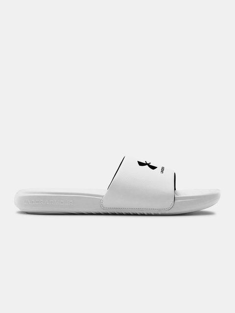 Pantofle Under Armour M Ansa Fix SL-WHT