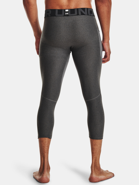 Legíny Under Armour HG Armour 3/4 Legging-GRY