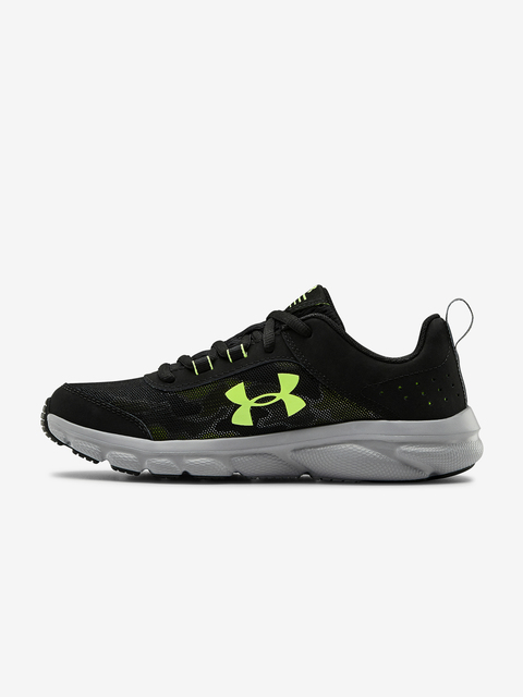 Boty Under Armour GS Assert 8-BLK