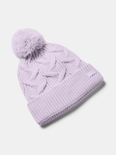 Čepice Under Armour UA Around Town Pom Beanie-PPL