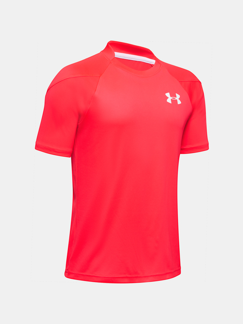 Tričko Under Armour Sun Armour SS-RED