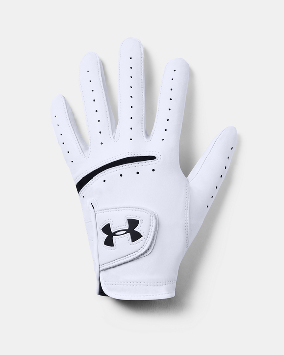 Rukavice Under Armour Strikeskin Tour Golf-WHT