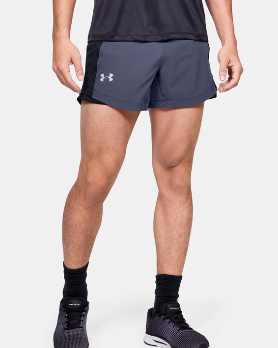 Kraťasy Under Armour Qlifier Speedpocket 5'' Short